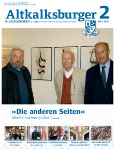 Ausgabe 2-2017/2018