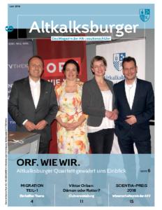 Ausgabe 6-2017/2018